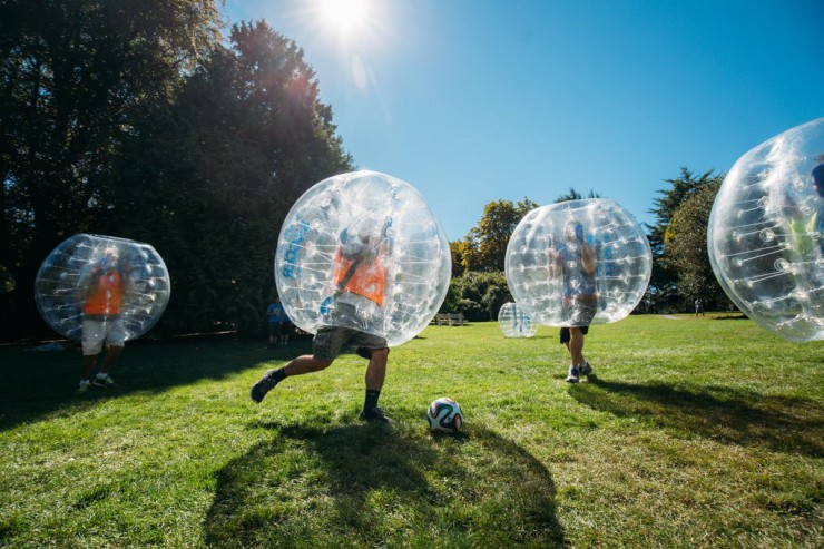 PARTY4YOU - Bubble Soccer