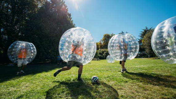 PARTY4YOU - Fun und Action - Bubble Soccer