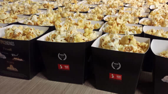 PARTY4YOU - Food - Popcorn Tüten