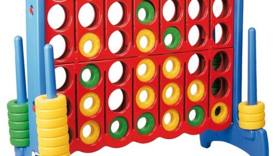 PARTY4YOU - Spiel und Spass - Vier Gewinnt