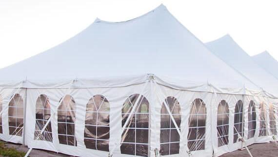 Ausstattung - Zelt